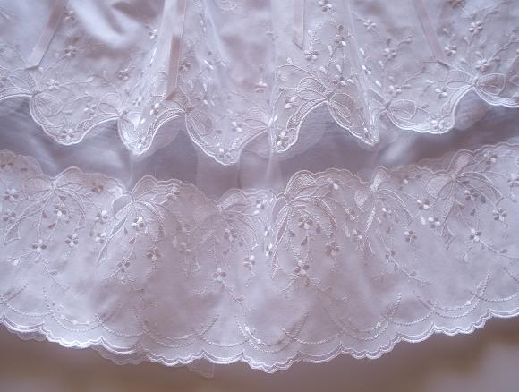 ダブルリボン裾イメージ