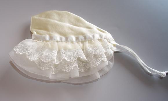 桂由美セレモニードレスエクセレントシルク帽子